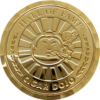 Dojo Hall of Fame Coin