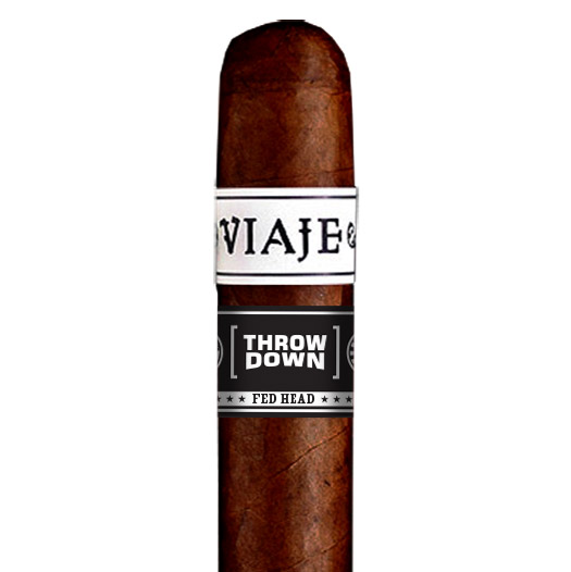 Viaje Throw Down Fed Head