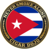 ISOM Cuban cigar badge