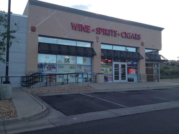 Two Angels Liquor Store