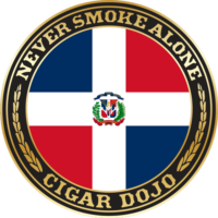DR Doctorate cigar badge