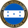 Honduran Hero cigar badge