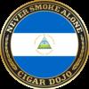 Nica Ninja cigar badge